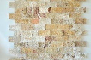 Scobas Traverten Patlatma Mozaik
