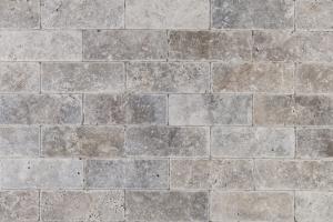 Silver Traverten Mozaik
